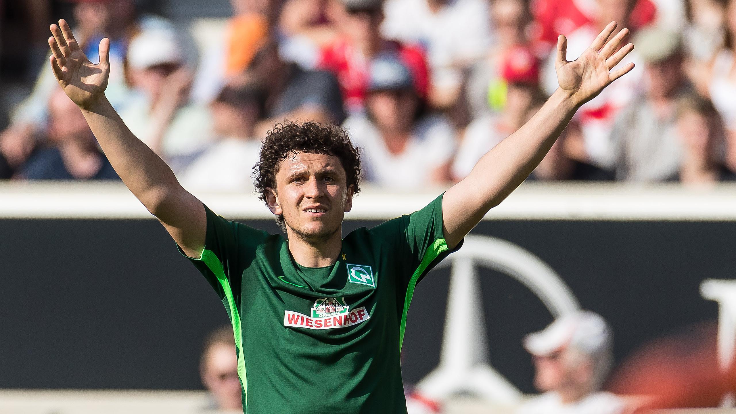 Milos Veljkovic Werder Bremen