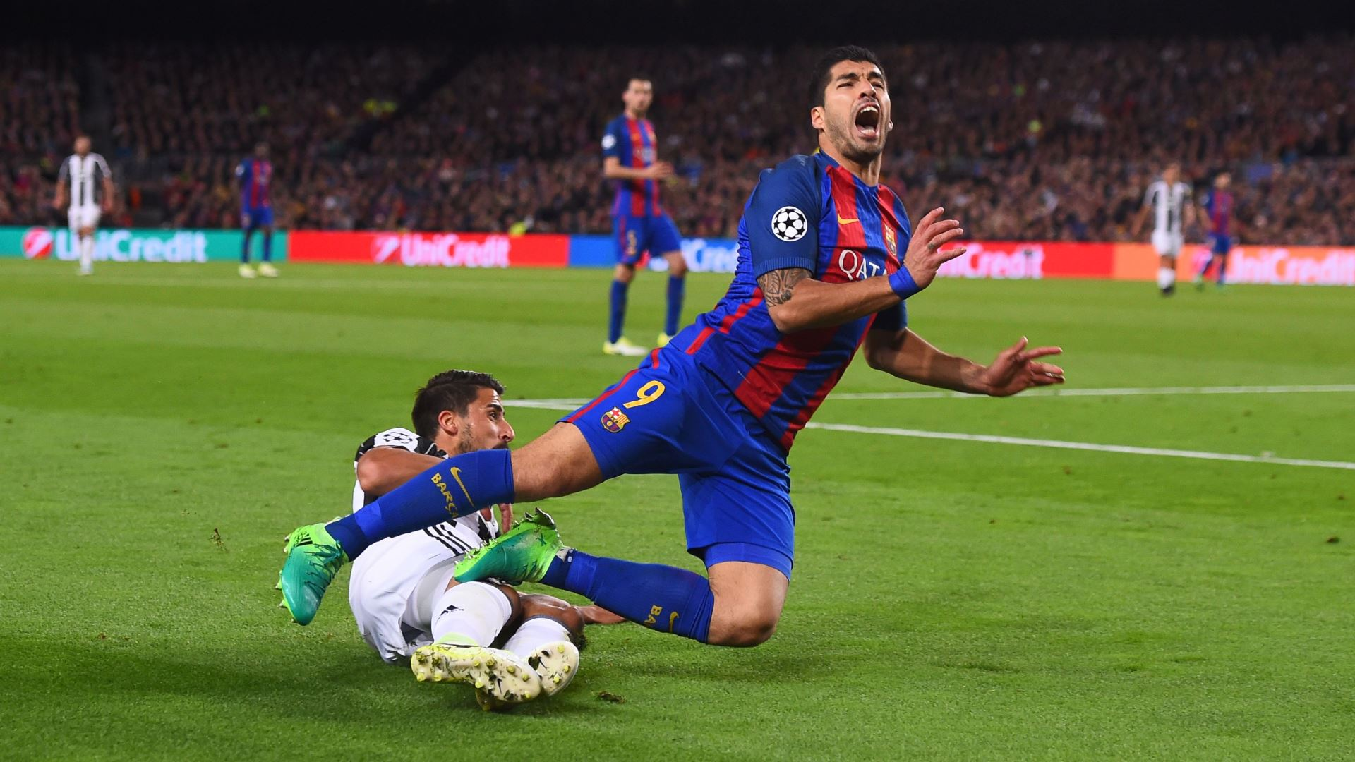 Luis Suarez Barcelona Juventus UCL 19042017