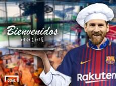 Lionel Messi's Restaurant