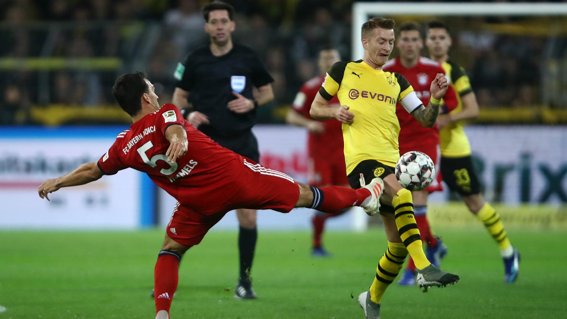 Fc Bayern München Borussia Dortmund