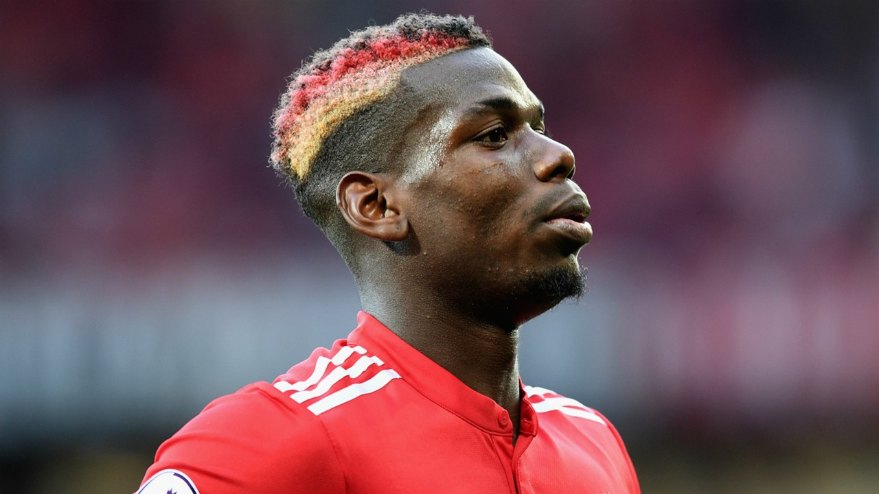 Paul Pogba Injury Manchester United Star Shows Off New Haircut As