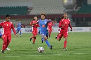 India Women Anju Tamang