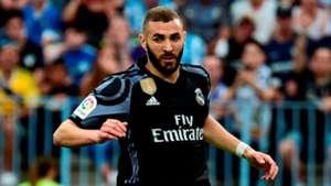 Karim Benzema Malaga Real Madrid LaLiga 21052017