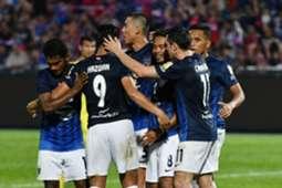 Johor Darul Ta'zim, Kedah, Super League