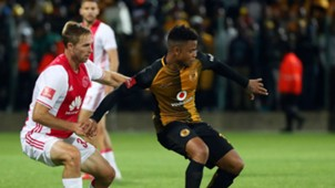 Rheece Evans and George Lebese - Ajax Cape Town vs Kaizer Chiefs