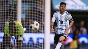 Lionel Messi Argentina - Haití