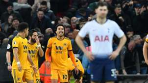 Tottenham Wolves 2018-19
