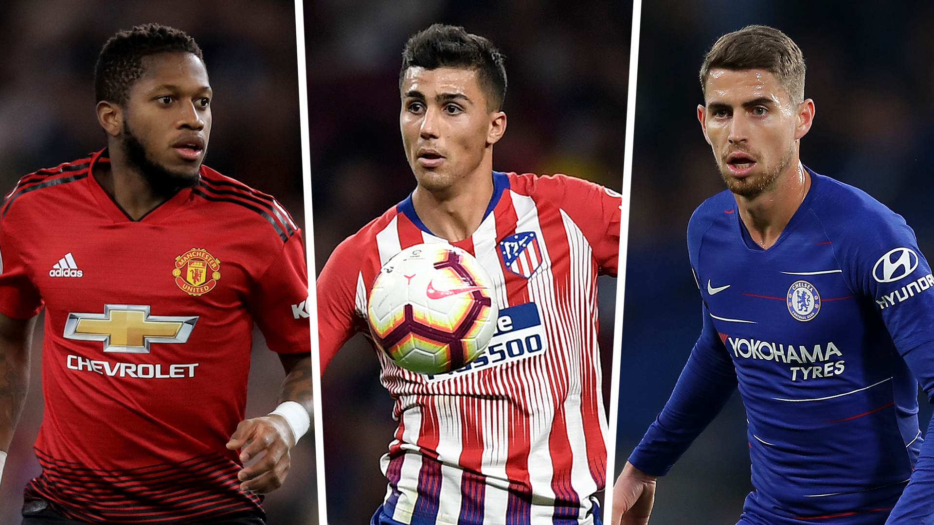 Man City make €70m Rodri their record signing