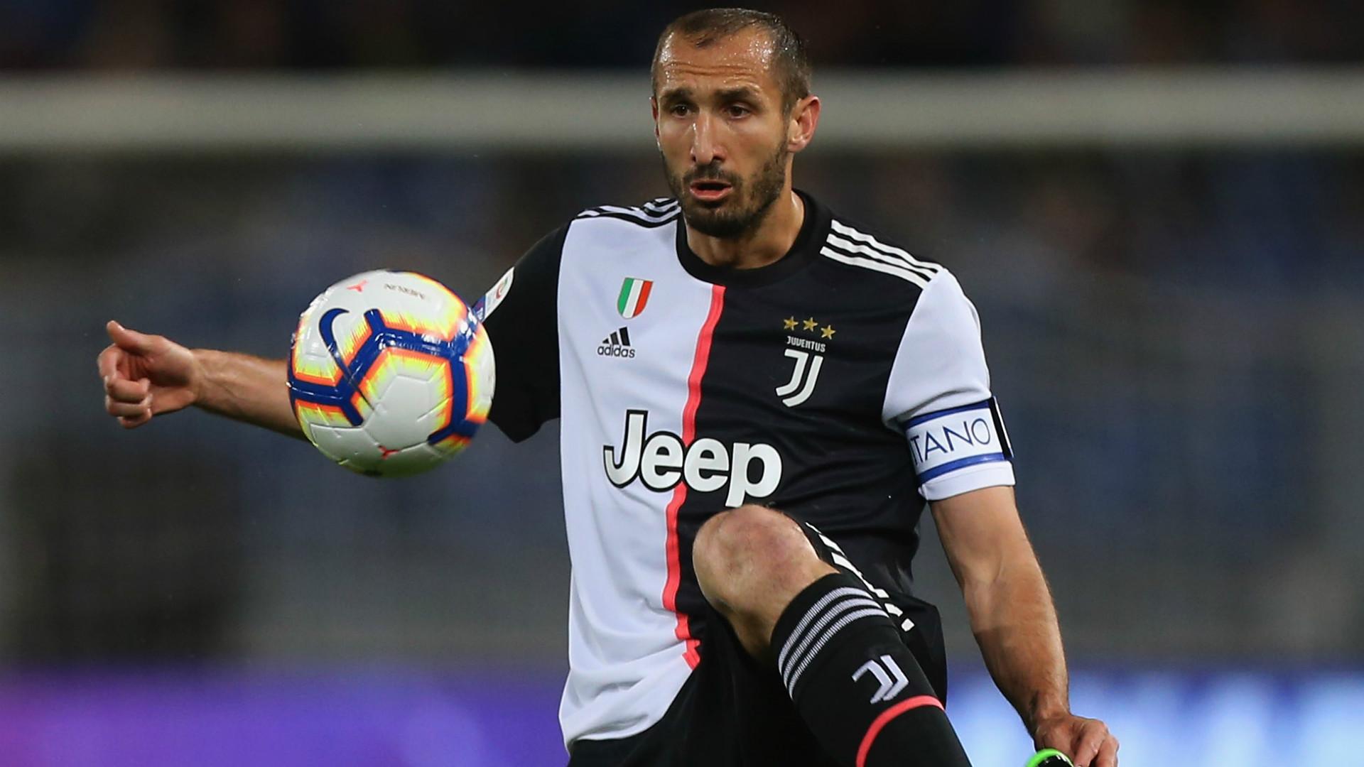 Roma-Juventus Chiellini