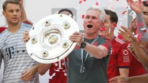 Jupp Heynckes FC Bayern 12052018