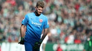 Lukas Hradecky Eintracht Frankfurt 01042018