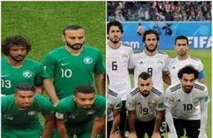 مصر - السعودية