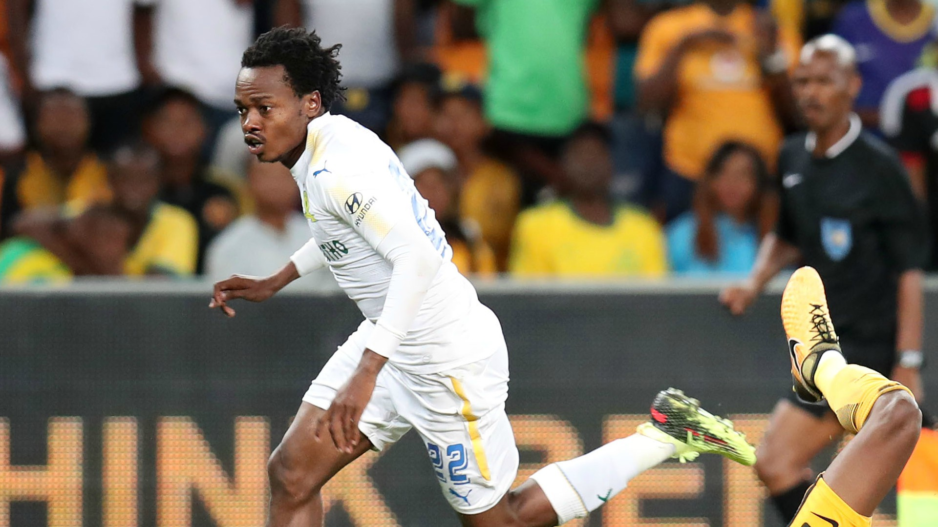 Percy Tau  Is Barcelona clash Sundowns attacker s ticket to Europe ... 632720da2e1
