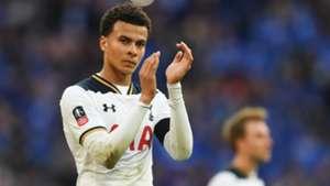 Dele Alli Tottenham FA Cup