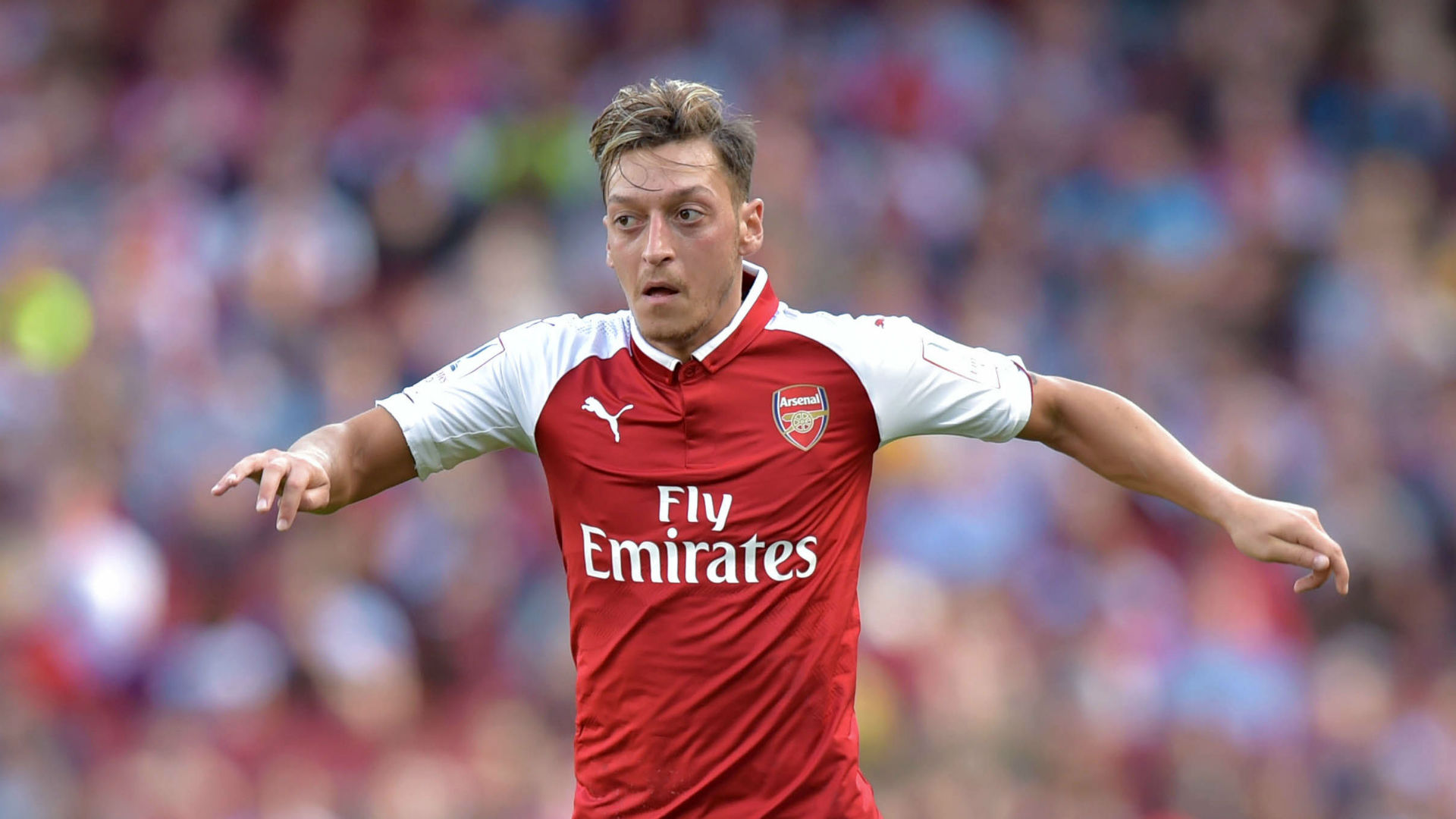 Ozil dropped from Germany squad ahead of World Cup qualifiers | Soccer Sport News