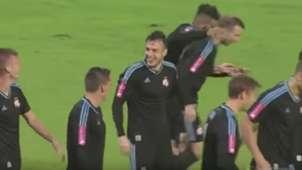 Goal Ángelo Henríquez 160917 Dinamo Zagreb Inter Zapresic