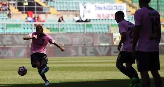 Alessandro Diamanti Palermo Fiorentina Serie A