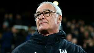 Claudio Ranieri Fulham Leicester Premier League 05122018