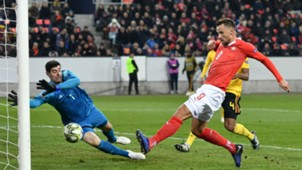 switzerland belgium - uefa nations league - 18112018