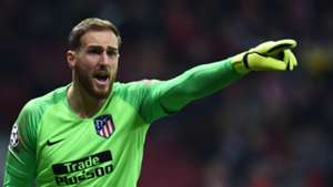 Jan Oblak Atletico Madrid