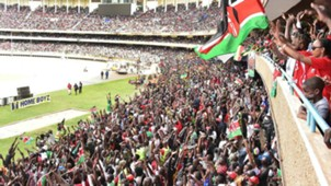 Kenya fans Harambee Stars fans.