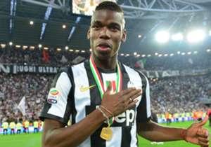 PAUL POGBA | Vincitore nel 2013 | Squadra in cui militava: Juventus - Squadra attuale: Manchester United