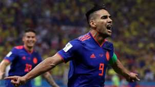 Radamel Falcao Colombia World Cup 2018