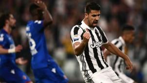 Sami Khedira Juventus Bologna Serie A