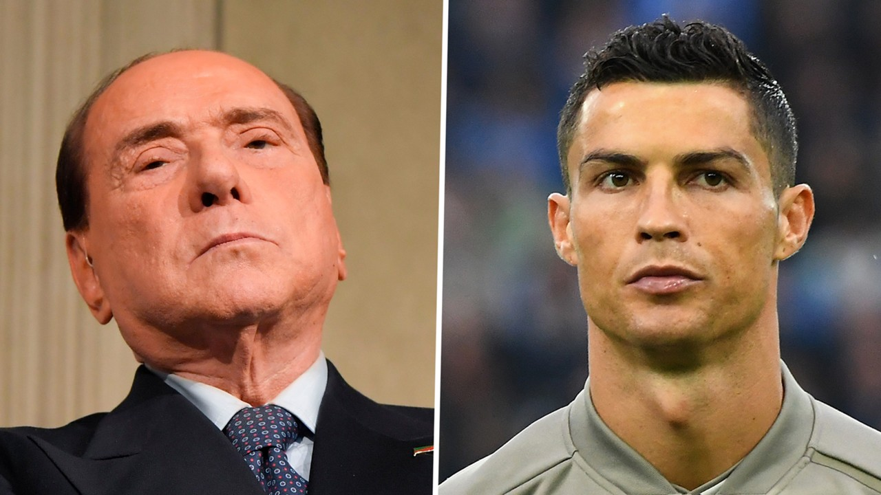 The story of when Berlusconi wanted to sign Cristiano Ronaldo for AC Milan