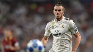 Gareth Bale Real Madrid Roma UCL 19092018