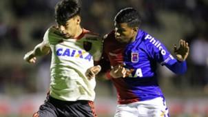 Paqueta Flamengo Paraná Brasileirão 21 10 2018