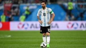 Messi Argentina Nigeria World Cup Russi 2018 26062018