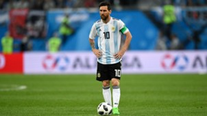Messi Argentina Nigeria World Cup Russi 2018 26062018