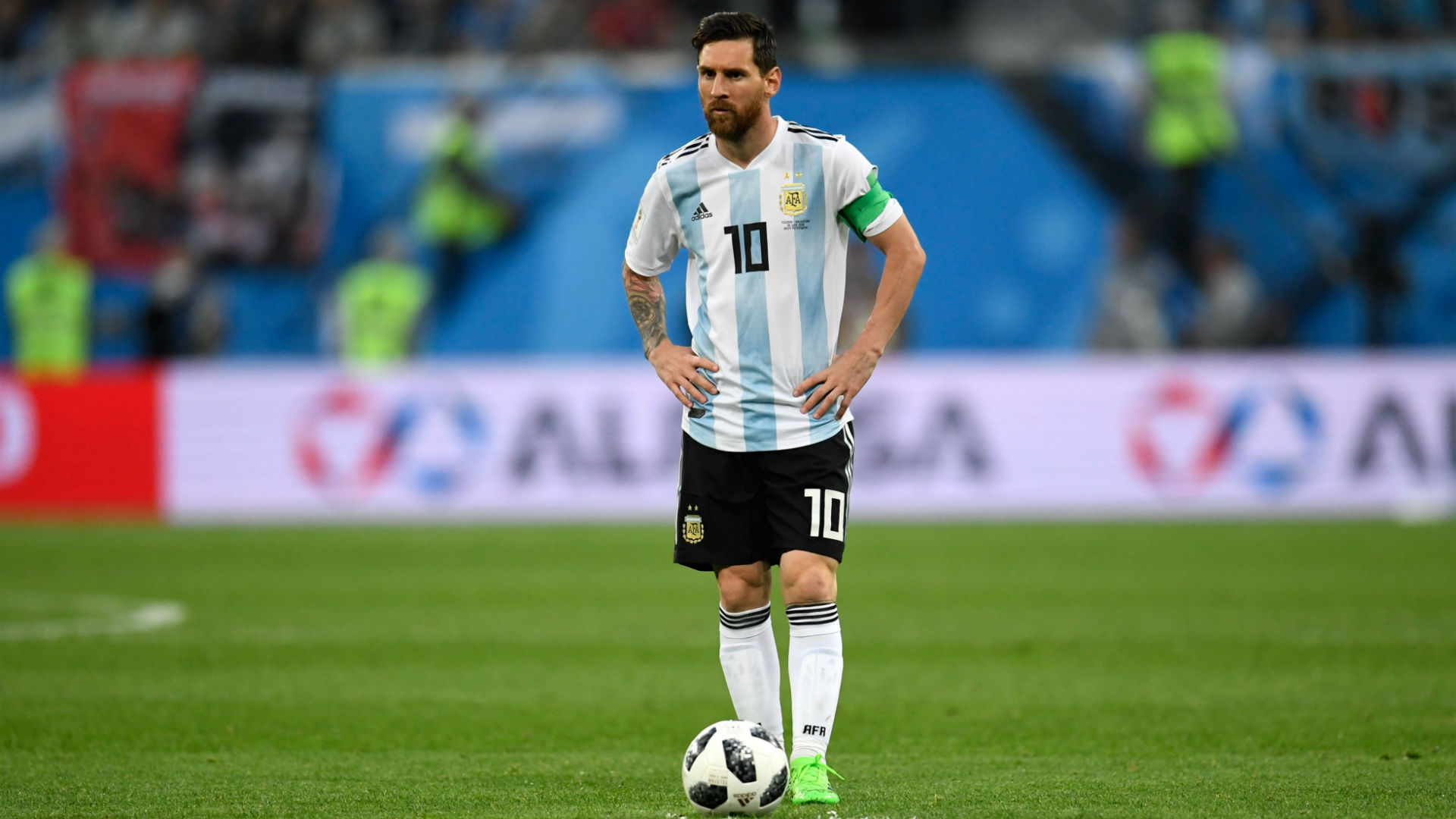 nigeria 1 2 argentine r sum du match 26 06 18 coupe du monde. Black Bedroom Furniture Sets. Home Design Ideas