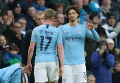 Philippe Sandler Manchester City 6/1/19