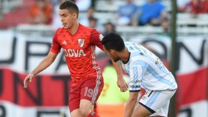 Rafael Santos Borre River Atletico Tucuman Superliga 15102017