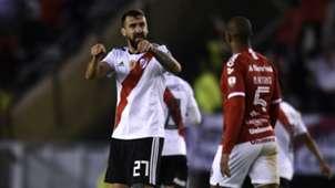 Lucas Pratto River Plate Internacional Copa Libertadores 07052019