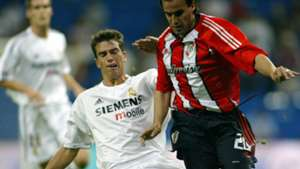 Pavon Dario Husain Real Madrid River Santiago Bernabeu 2003