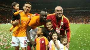 Galatasaray Nagatomo Diagne Abdurrahim Albayrak 04052019