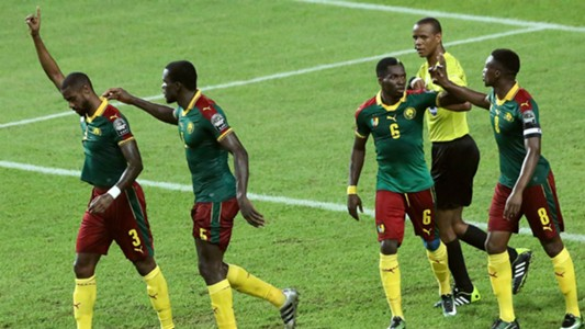 Cameroon Egypt AFCON 2017