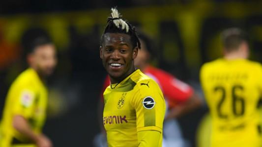 Michy Batshuayi Borussia Dortmund Augsburg