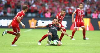 Giacomo Bonaventura Milan Bayern ICC