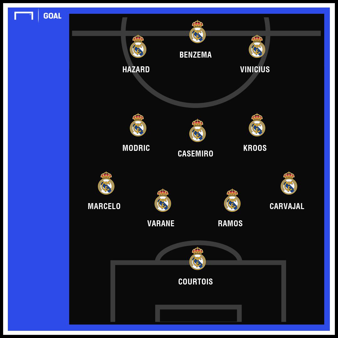 Real Madrid con Hazard