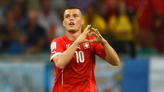 Xhaka - Switzerland