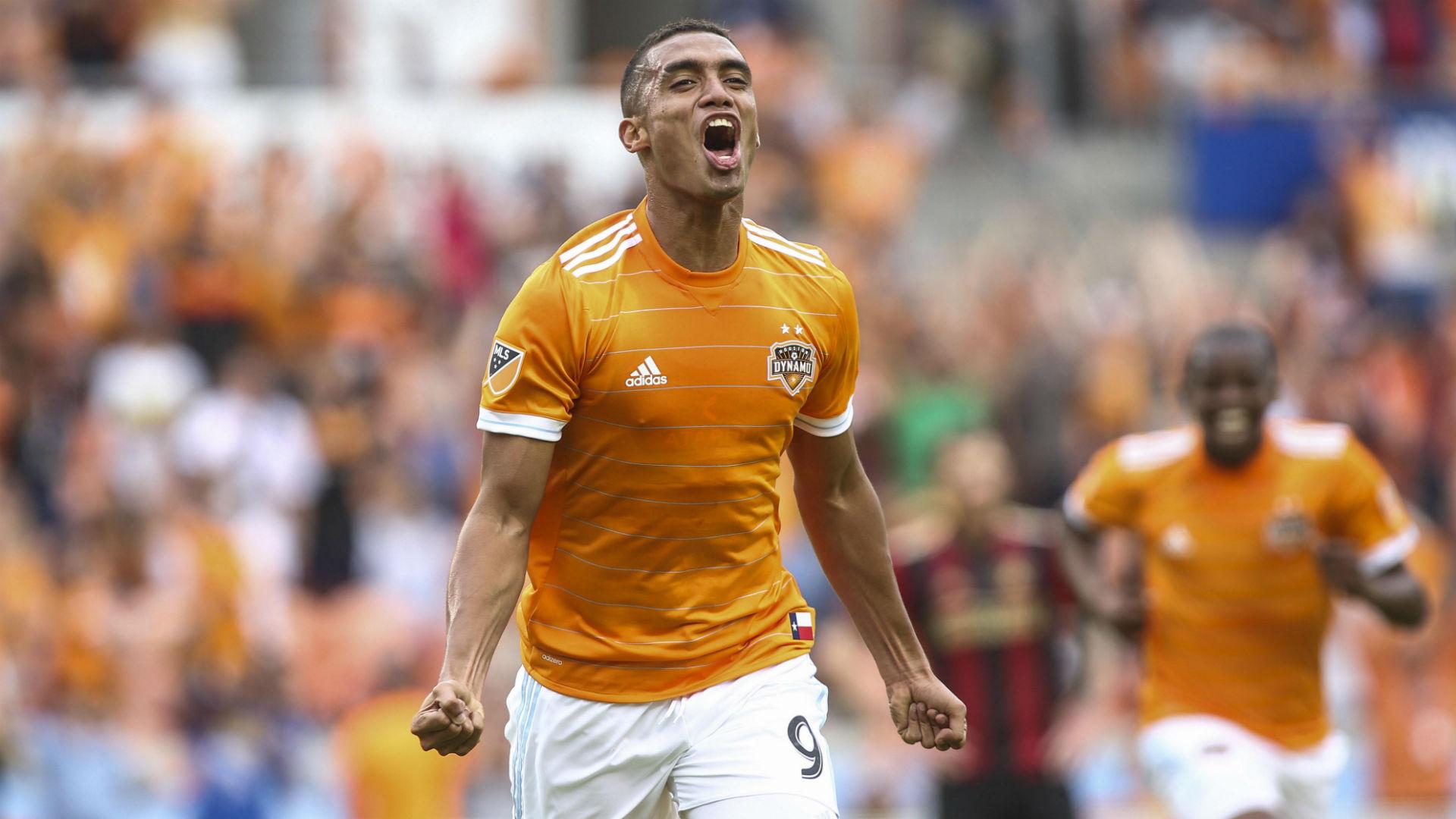 Mauro Manotas Houston Dynamo MLS