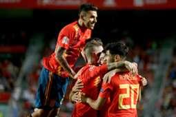 Spain Croatia 11092018