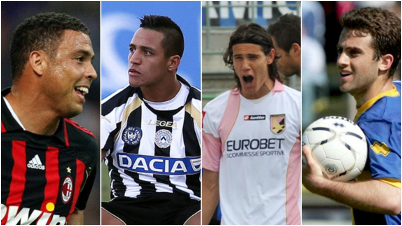 Collage Serie A