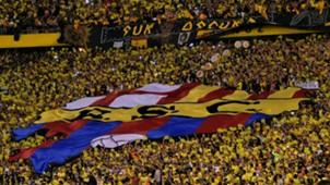 Barcelona SC de Guayaquil fans