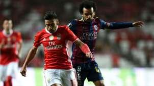 Eduardo Salvio Benfica Fabio Martins Chaves