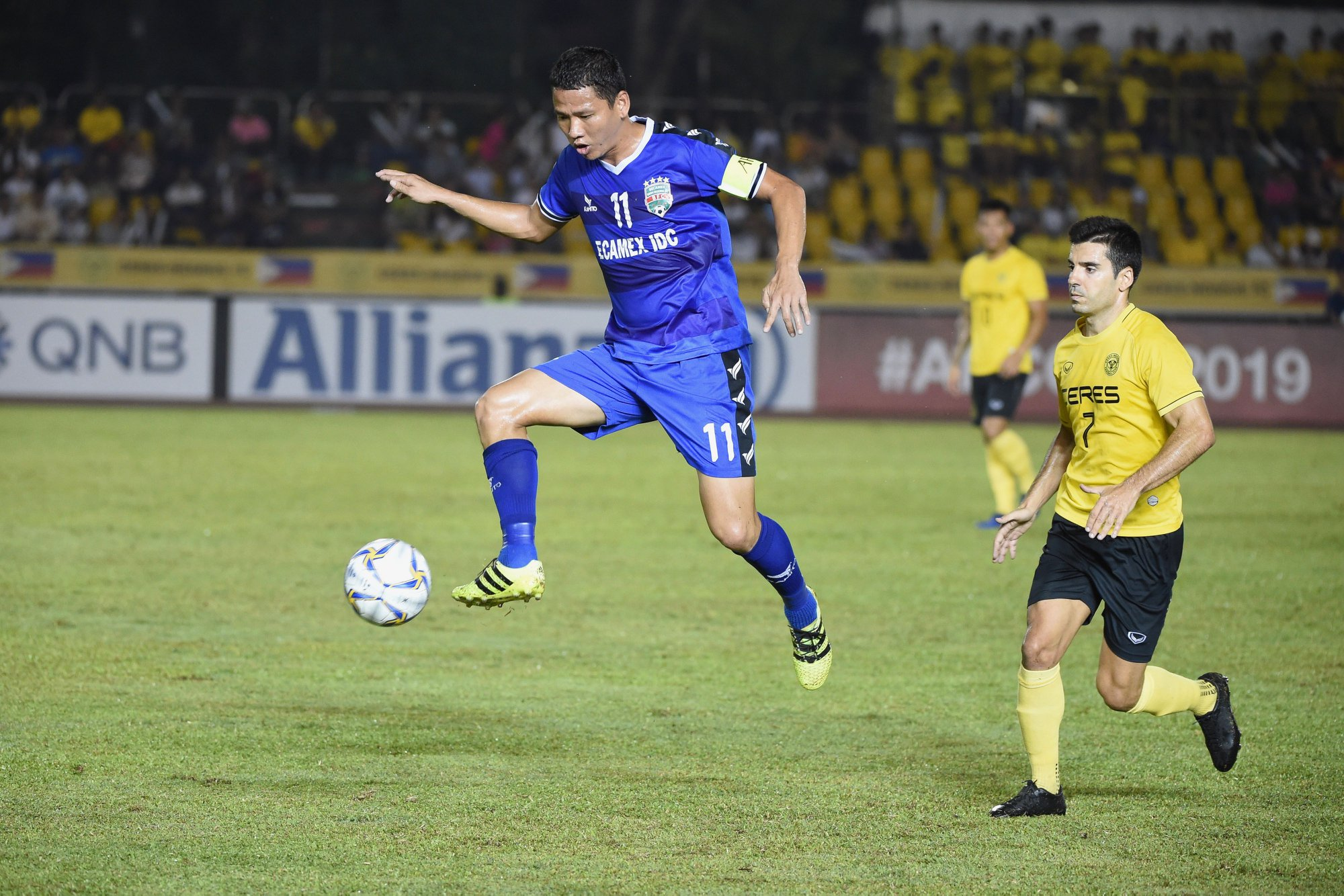 Ceres Negros 0-1 Binh Duong AFC Cup 2019